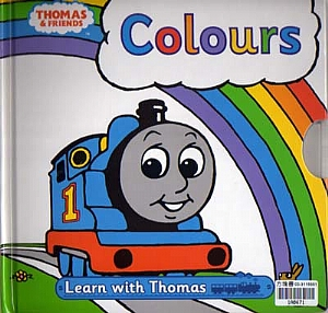 Thomas and Friends - Colours(LA)