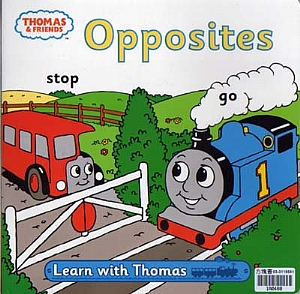 Thomas and Friends- Opposites